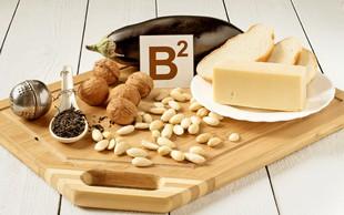 Vitamin B2  je za sijočo kožo nujen