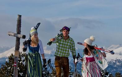 Zimska čarovnija v Murau - Kreischbergu