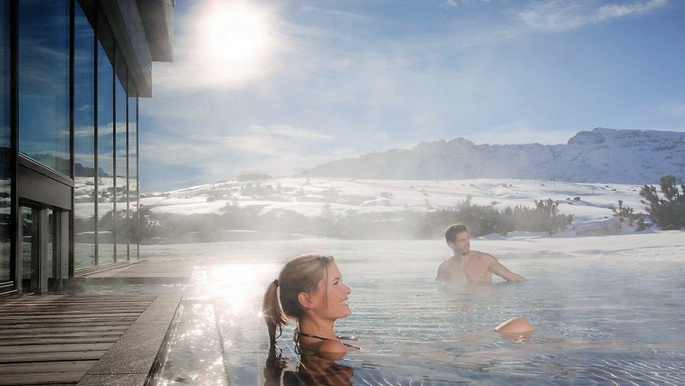 Kjer se toplice srečajo z vrelcem: Aqua Dome na Tirolskem (foto: Profimedia)