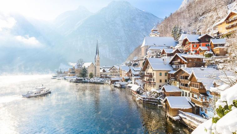 Ideja za zimski izlet: Hallstatt (foto: Profimedia)