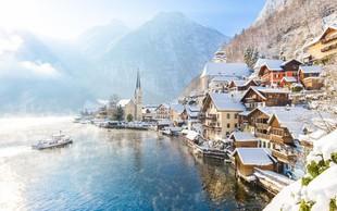 Ideja za zimski izlet: Hallstatt