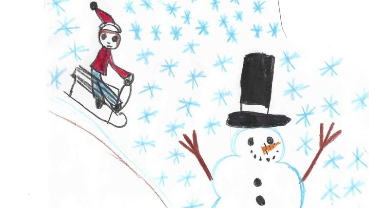 Pomagajte otrokom v stiski ustvariti čarobno zimo (foto: Promocijsko gradivo)