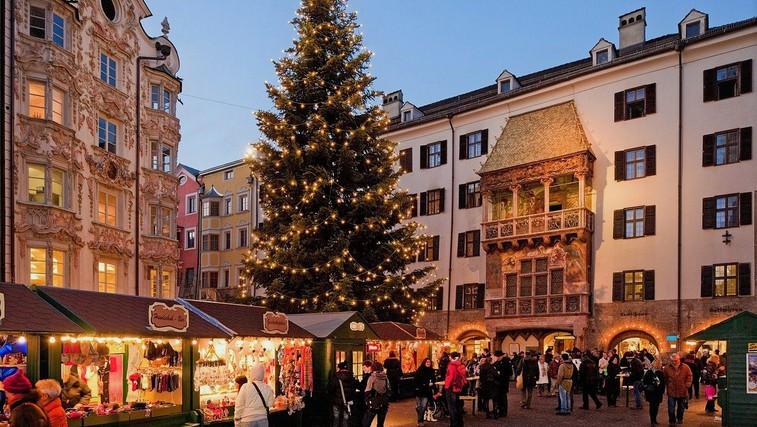 Doživite adventno pravljico na Tirolskem: Innsbruck (foto: Profimedia)