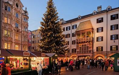 Doživite adventno pravljico na Tirolskem: Innsbruck