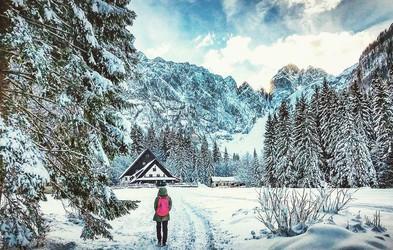 Ideja za izlet: Sprehod po zimski idili do Tamarja