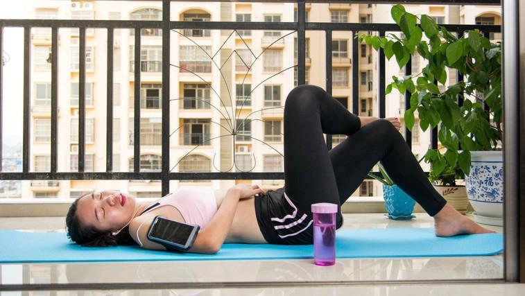 Stisnite vadbo tudi v proste dni in počitnice (foto: Profimedia)
