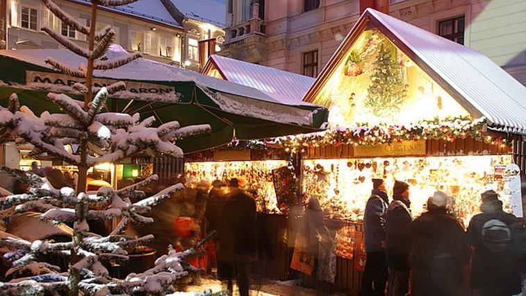 Na predbožični izlet v Gradec (foto: austria.info)