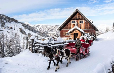 Praznovanje božiča kot nekoč: Adventna pot na Katschbergu