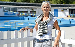 Zgodba 65-letne Diane, ki vas bo motivirala: Ko bomo z vnuki skupaj pretekli 10 kilometrov, bo to moja olimpijska medalja
