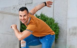 Matevž Česen: Ples je most med umetnostjo in športom