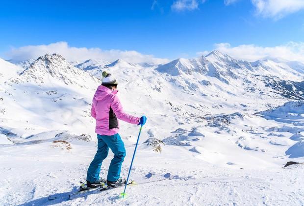 Smučarski raj Obertauern: Le 200 km iz Ljubljane