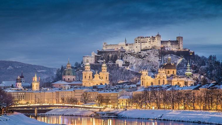 Romantični izlet v Salzburg (foto: Profimedia)