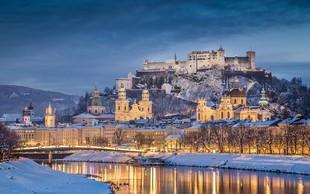 Romantični izlet v Salzburg
