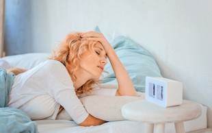 7 razlogov, zakaj  se zbujate sredi noči