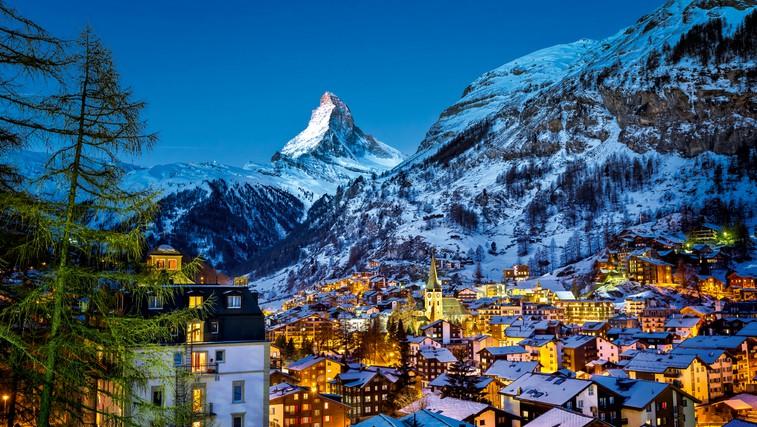 10 legendarnih smučarskih vasi (foto: Shutterstock)