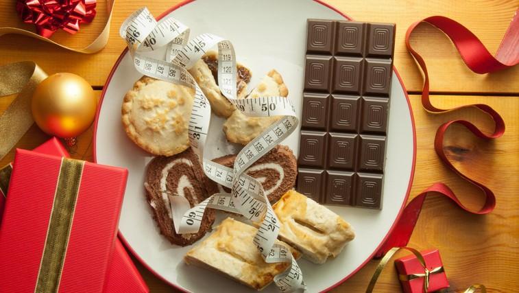 Se je mogoče držati diete tudi za praznike? (foto: Profimedia)