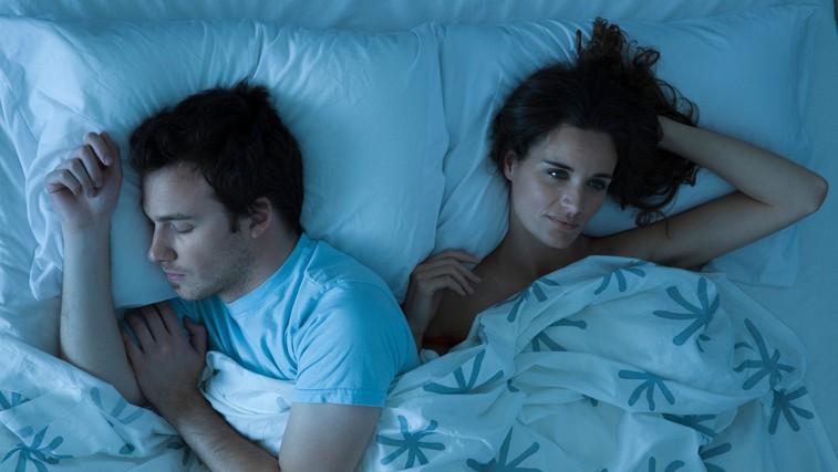 Super preprost trik za vse, ki težko zaspite (foto: Profimedia)