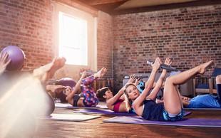 Zato bi vaš naslednji trening moral biti pilates