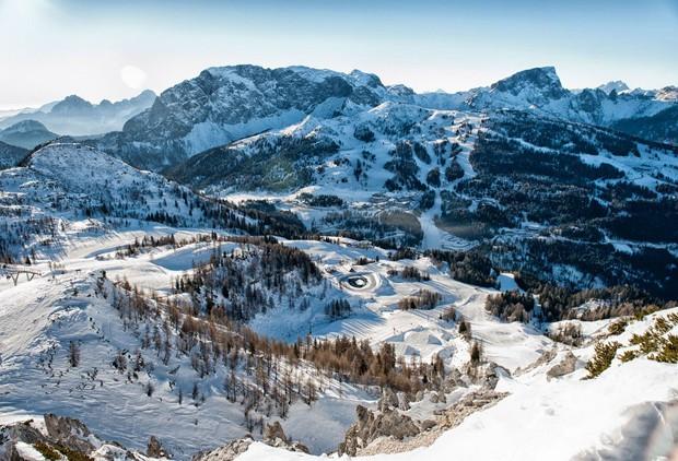 Nassfeld: Zakaj obiskati največje smučišče na avstrijskem Koroškem