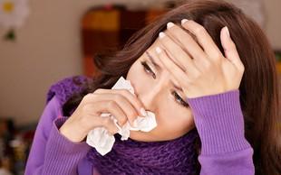 Tokrat se izognite gripi in prehladu!