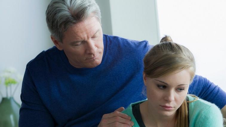 Zakaj očetje (običajno) ne marajo izbrancev svojih hčera (foto: Profimedia)