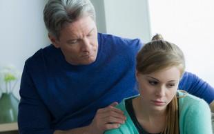 Zakaj očetje (običajno) ne marajo izbrancev svojih hčera
