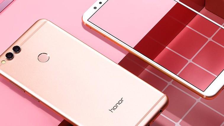 Naša novinarka je preizkusila telefon Honor 7X – TO se je zgodilo! (foto: Promocijsko gradivo)