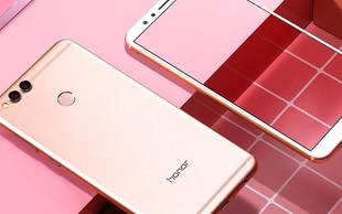 Naša novinarka je preizkusila telefon Honor 7X – TO se je zgodilo!