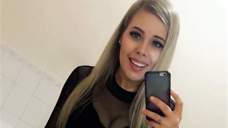 To dekle je s preprostim trikom v 18-ih mesecih izgubilo 57 kilogramov! (foto: Instagram/Natalie Burtina)
