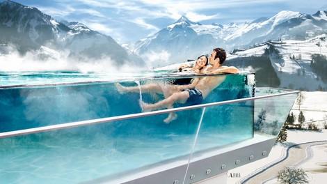 Kaprun: Kopališče Tauern Spa Zell am See