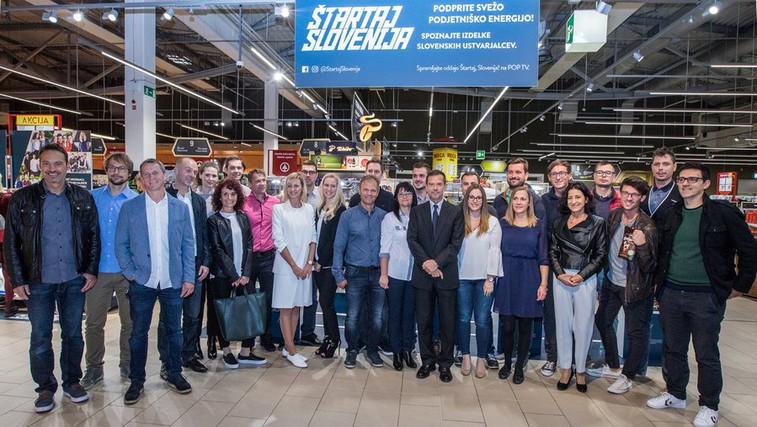 Štartaj Slovenija: Hit produkt 2017 je ... (foto: Štartaj Slovenija)