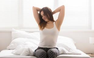 To so znaki, da potrebujete  več spanja