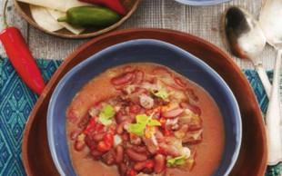 Odličen recept za chilli con carne