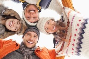 Decembra Jaz #VZTRAJAM dan 21: Čas za tvojo drugo družino