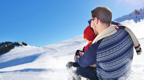 Ideja za izlet: S sanmi po najdaljši sankaški progi na svetu!