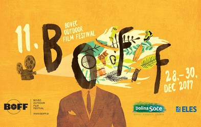 Bovec Outdoor Film Festival (28. - 30. 12.)