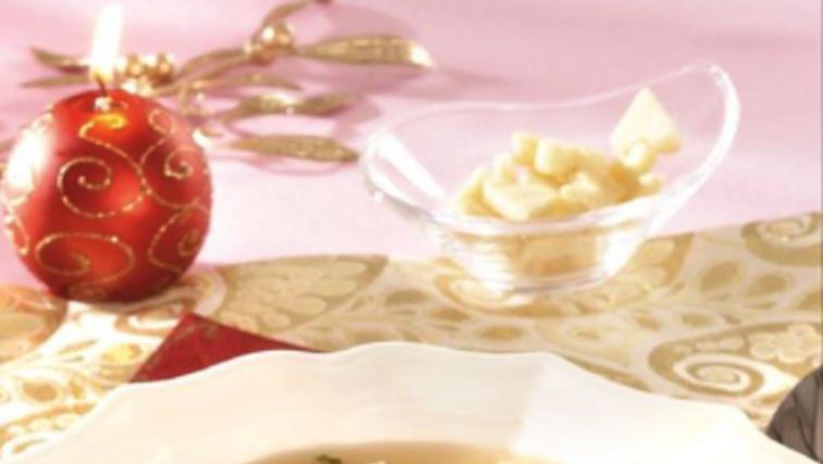 Goveja juha z jetrnimi cmočki (foto: Profimedia)