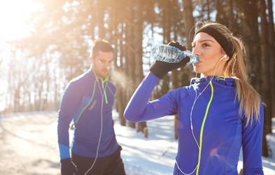 9 spodbud za zimski tek