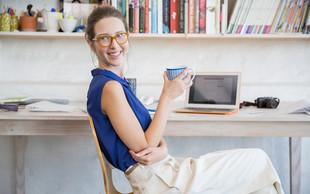 Bolečine ob dolgotrajnem sedenju v službi lahko premagamo