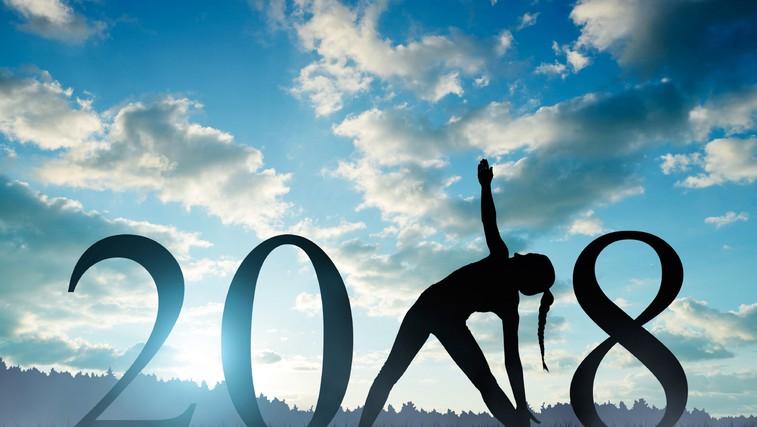 Brez mučenja:  spremenite postavo v letu 2018 (foto: Shutterstock)