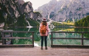 Ideja za izlet v Dolomitih: Lago di Braies