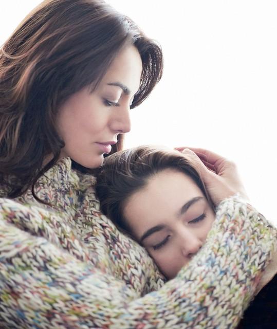 Materinska obnašanja in njihovi učinki na hčerkin razvoj