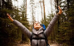 Fizična aktivnost sprošča hormone sreče