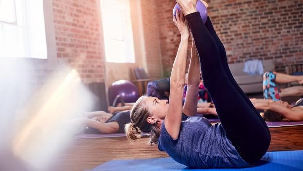 4 odlične vaj za spodnje trebušne mišice