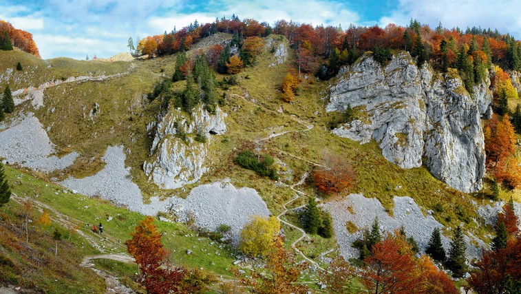 Ideja za izlet: Ratitovec - kjer je eden najlepših razgledov v slovenskih gorah (foto: Shutterstock)