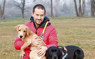 Dušan Weber: Reševalni psi, vse se začne pri starosti štirih mesecev
