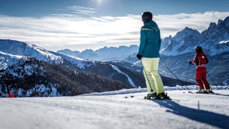 Najbolje varovana (smučarska) skrivnost Južne Tirolske (foto: Manuel Kottersteger)