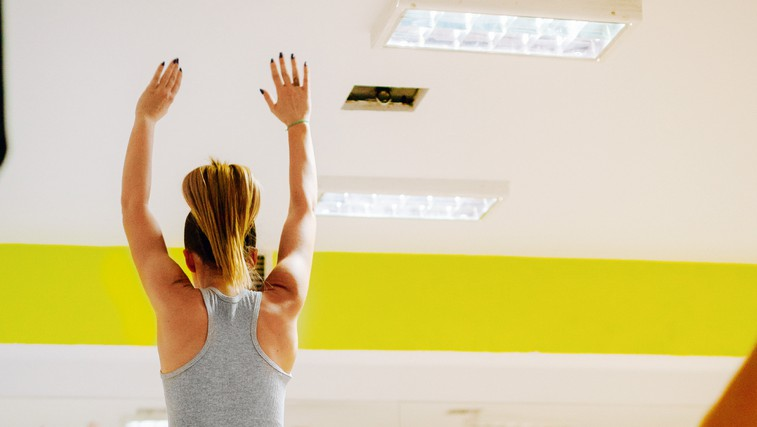 Kako natančno vaditi, da izgubimo kilograme (foto: Shutterstock)