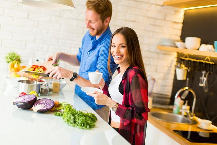 Bi si vsak dan doma pripravil/a zdrav obrok Koliko časa v resnici potrebujete: 30 minut. V spletu kar mrgoli predlogov …