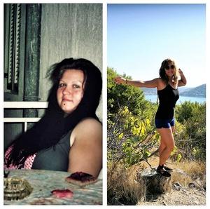 Zgodba Vztrajam ambasadorke o boju s kilogrami in tem, kako pomembno je prisluhniti svojemu telesu